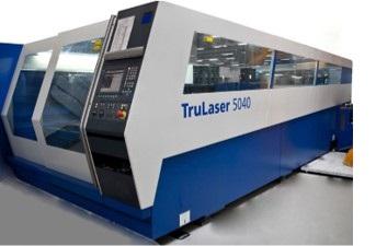 TruLaser 5040 6kw
