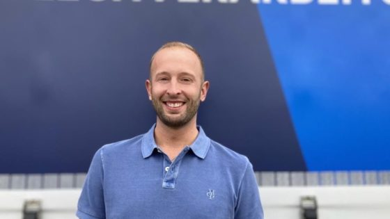 Our employees: Markus Ebner